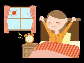 質の良い睡眠に適した布団と枕